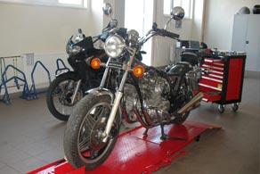 servis motocyklů a skútrů Jihlava